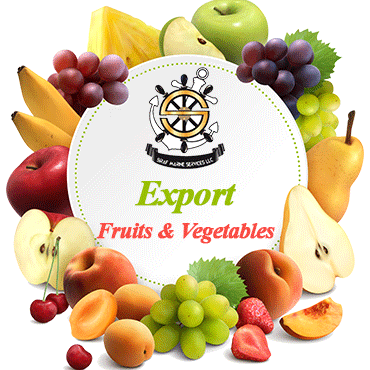 export fruits and vegetables