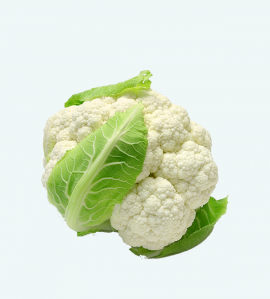 Cauliflower export